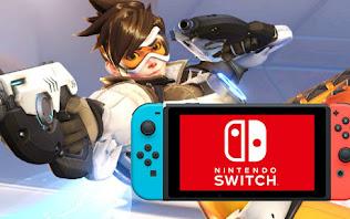 [Overwatch] Nintendo Direct đăng tải tin tức về lịch phát hành Overwatch trên Nintendo Switch