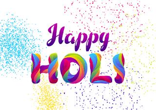 Happy holi photo 2019