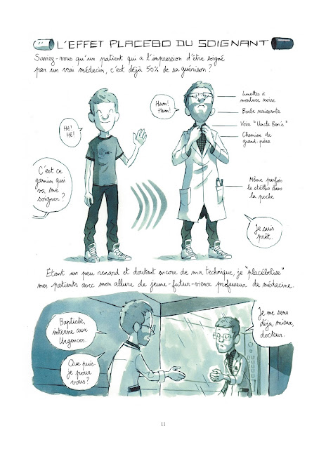 Les mille et une vies des urgences aux éditions Rue de Sèvres page 11