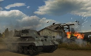 World of Tanks free PC shooter game