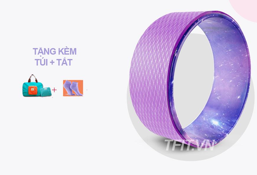 vong tap yoga wheel tp.hcm