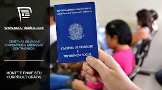 Vaga de Emprego no Brasil