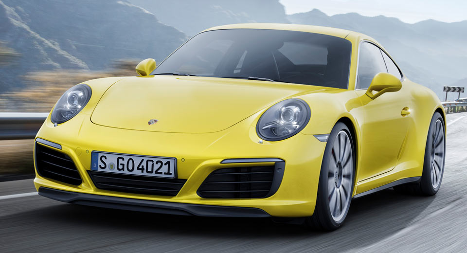 More power and connectivity enhance 911 Carrera S