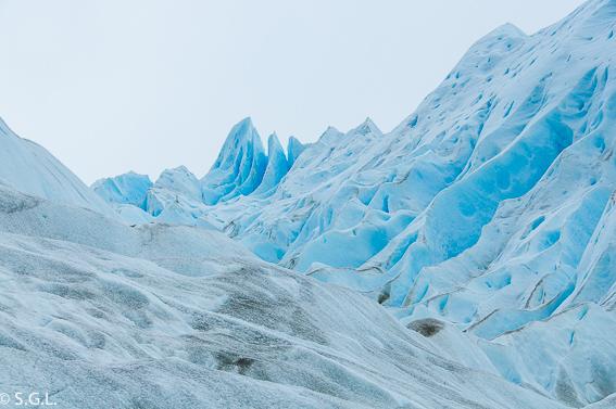Glaciar Perito Moreno. Argentina