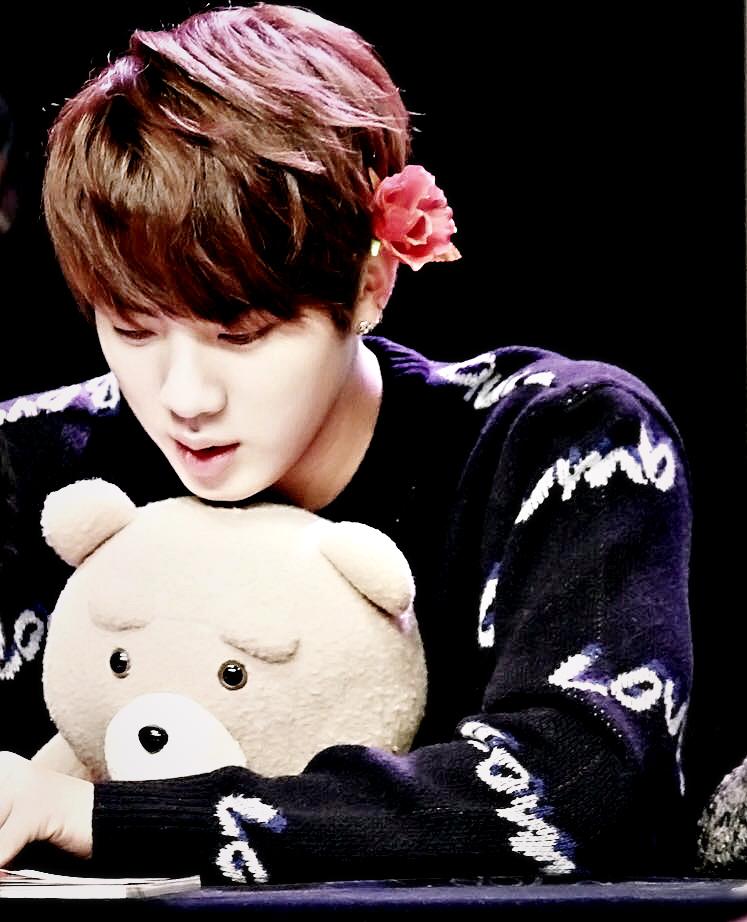 S-Ardayana: Profil / Biodata Jin BTS (Kim Seok Jin)