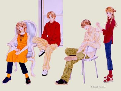 Renai Catalog de Masami Nagata