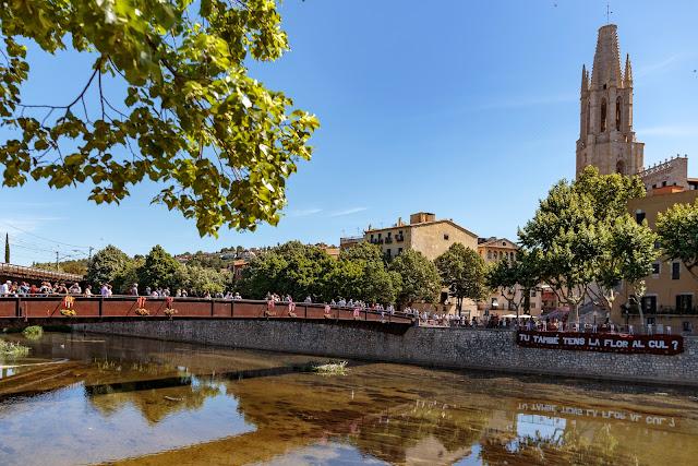 Праздник цветов в Жироне 2017 (Temps de Flors Girona 2017)