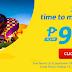 Cebu Pacific Promo October 2016 to January 2017