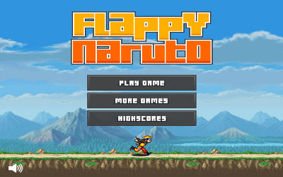 Flappy Naruto - Jeu Flappy Like sur PC