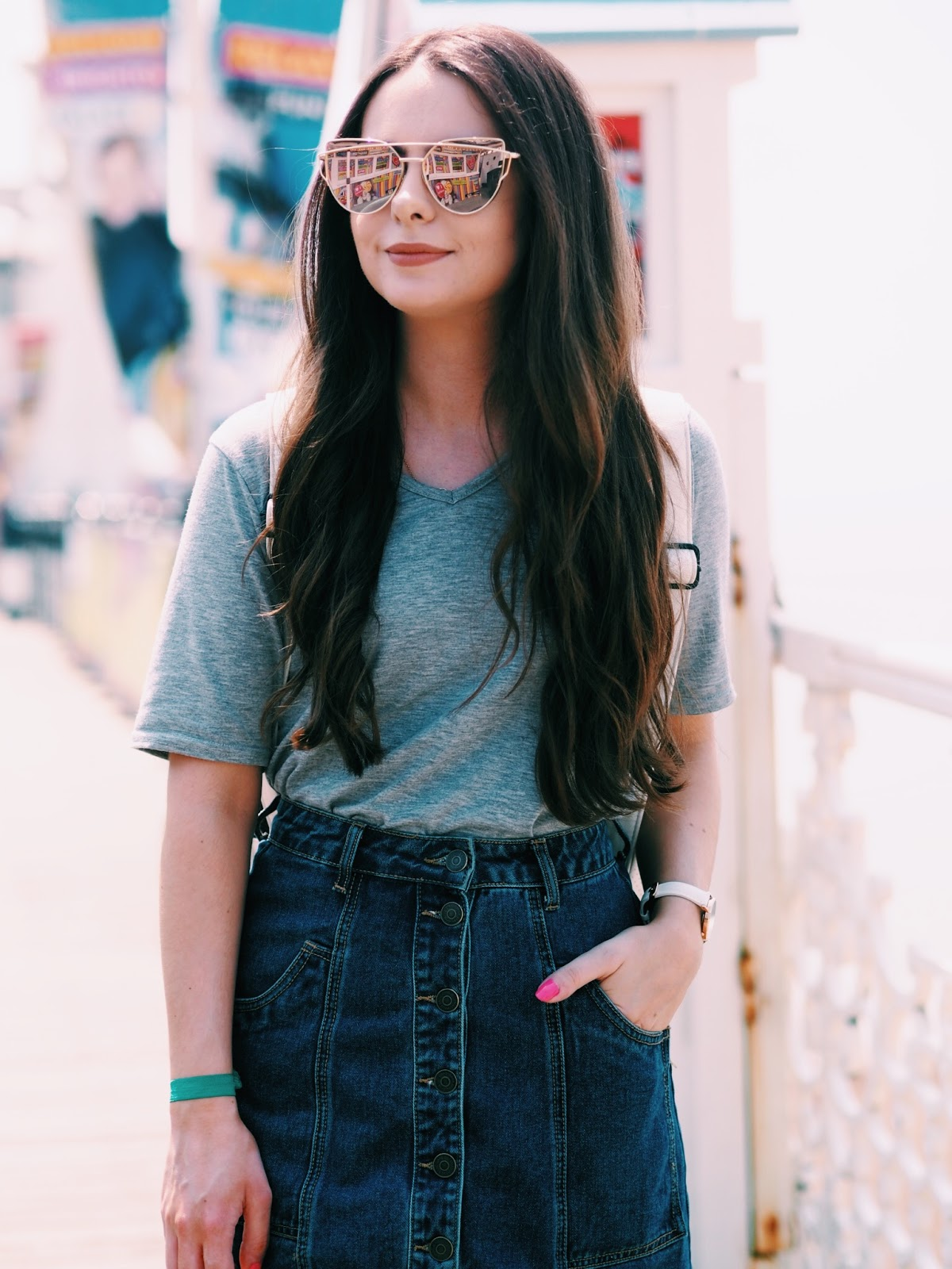 brighton day out guide to brighton the breakfast club bloggers ootd