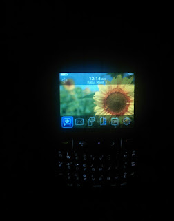 imstall BlackBerry without tools