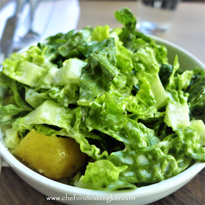 FISH and COW – STAVANGER NORWAY, vindex tengker, caesar salad