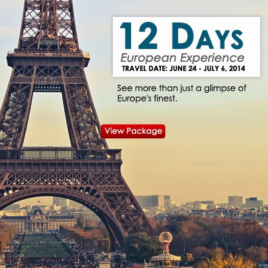 Mango Tours European Experience package