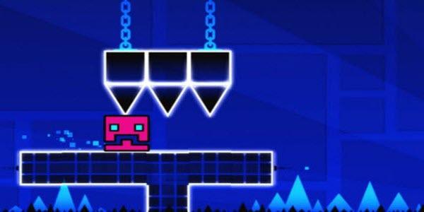 تحميل لعبة geometry dash للحاسوب