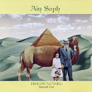 Ain Soph - 1991 - Ride On A Camel