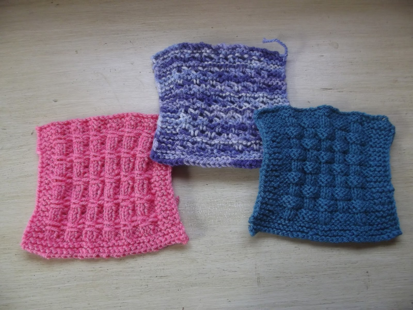 In The Garden: Afghan squares