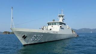 KRI Halasan-630