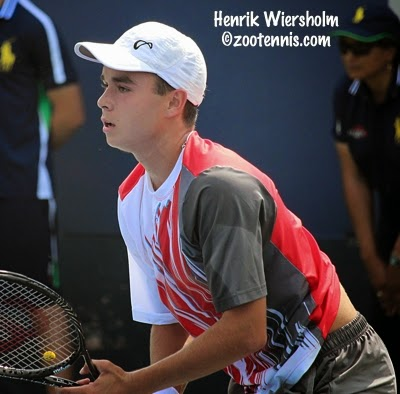 17456356287eeb Six Americans Advance on Hot and Humid First Day of the US Open Junior  Championships