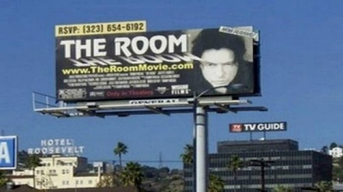 Midnight Screening Cult fan favorite worst movie ever THE ROOM