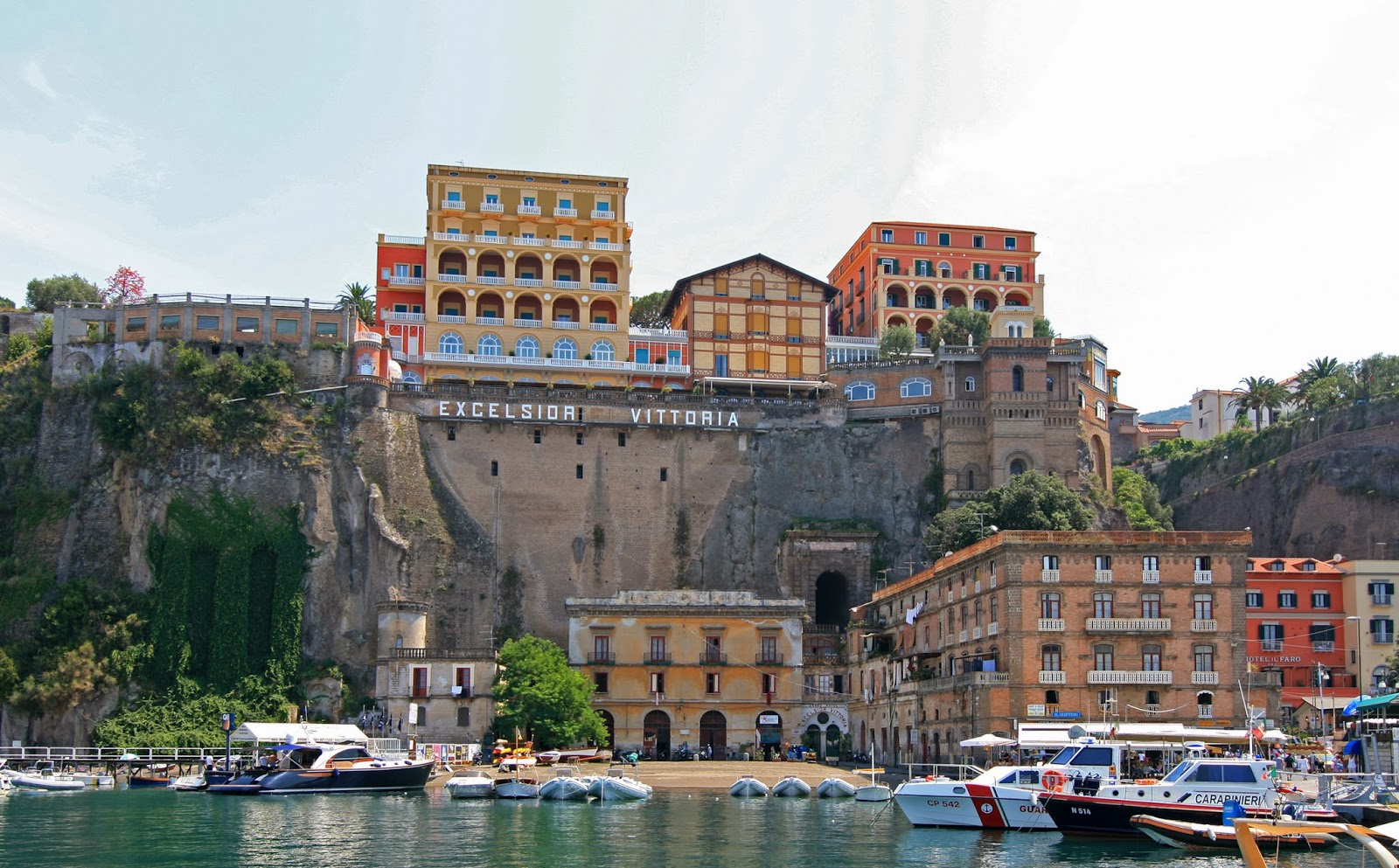 Hotels In Sorrento Italy By The Beach