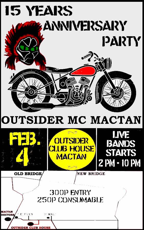 MC Motorcycle Mactan