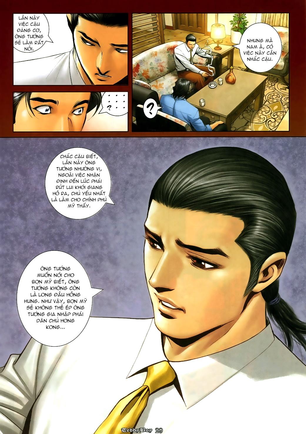 Người Trong Giang Hồ NetTruyen chap 987 - Trang 23