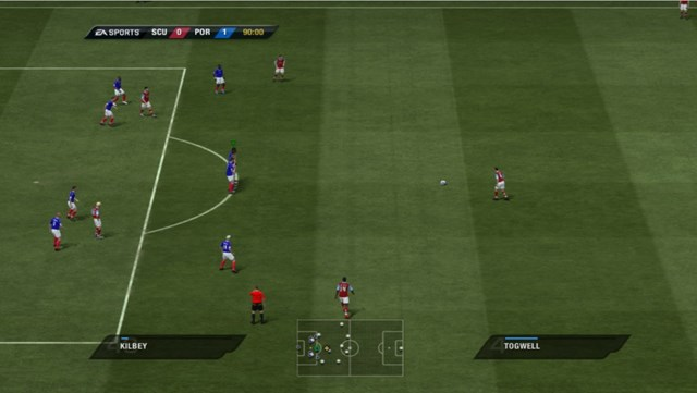 Download FIFA 11 PC Games Gameplay