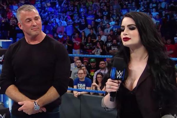 Hello there my friends, it's time 8once again for another SmackDown Live Nutshell.