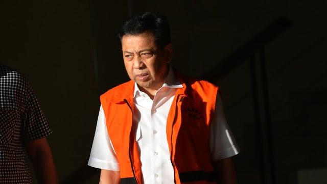 Setya Novanto dan Anaknya Diperiksa KPK di Kasus Korupsi E-KTP