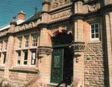 Old photograph of Calne Heritage Centre.