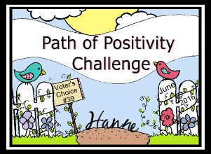 Voter's Choice at Path of Positivity Challenge #39