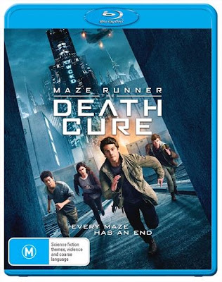 Maze Runner The Death Cure 2018 Eng BRRip 480p 200mb ESub HEVC x265