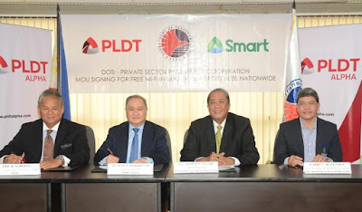 PLDT and Smart Bolster WiFi Connectivity in Major Transport Hubs