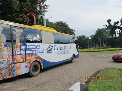 Feeder Bus Citra Indah City