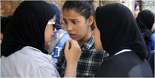 ردود افعال طلاب الثانويه العامة حول إمتحان مادة الجبر والهندسة الفراغية.. اليوم 13/6/2017