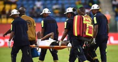 بابا الغاني يغيب عن باقي مباريات كأس افريقيا 2017 بسبب الاصابة