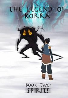 Avatar, la leyenda de Korra, libro espíritus (14/14)(160MB) (HDL) (latino) (Mega)