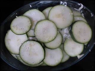 Courgette Bake Recipe
