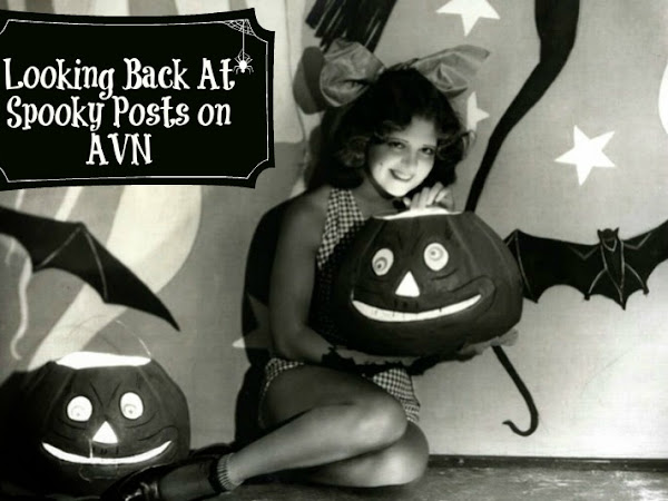 Looking Back At Spooky Posts on AVN