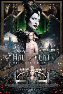Maleficent Mistress Of Evil Movie Poster 16
