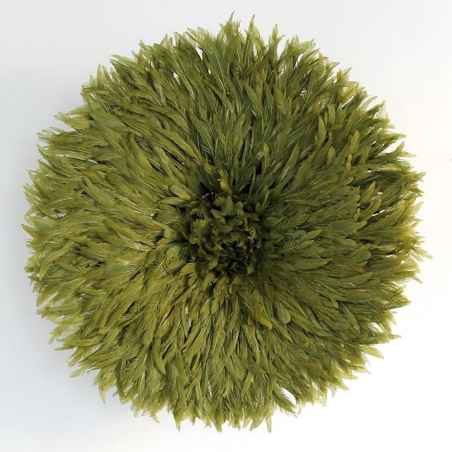 Kronbali Juju Hat Olive Green