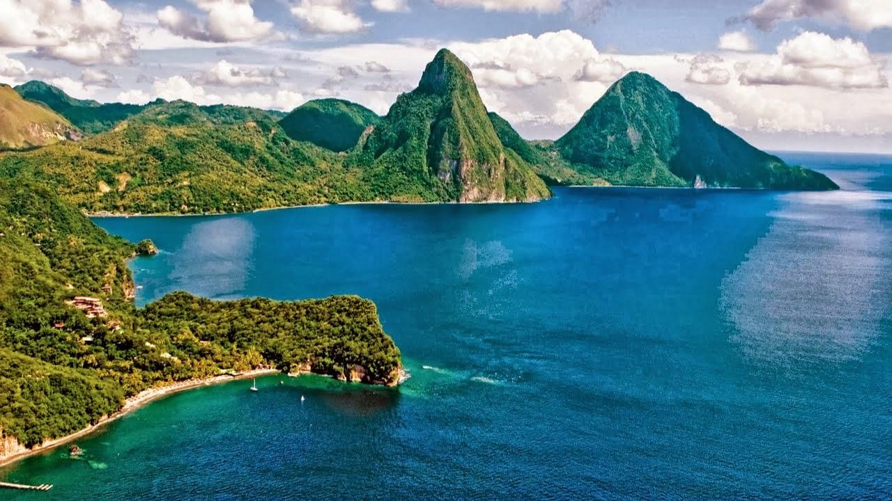 St Lucia Caribbean: Travel My Way