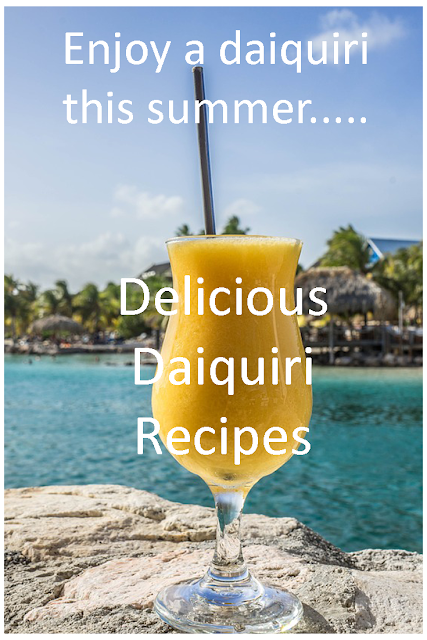 Check out our delicious daiquiri recipes, perfect for summer