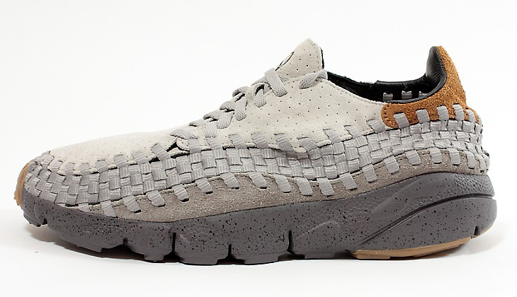 Tomorrow comes Today  Air Footscape Woven Motion by Nike x Bodega 8891e3d9df41