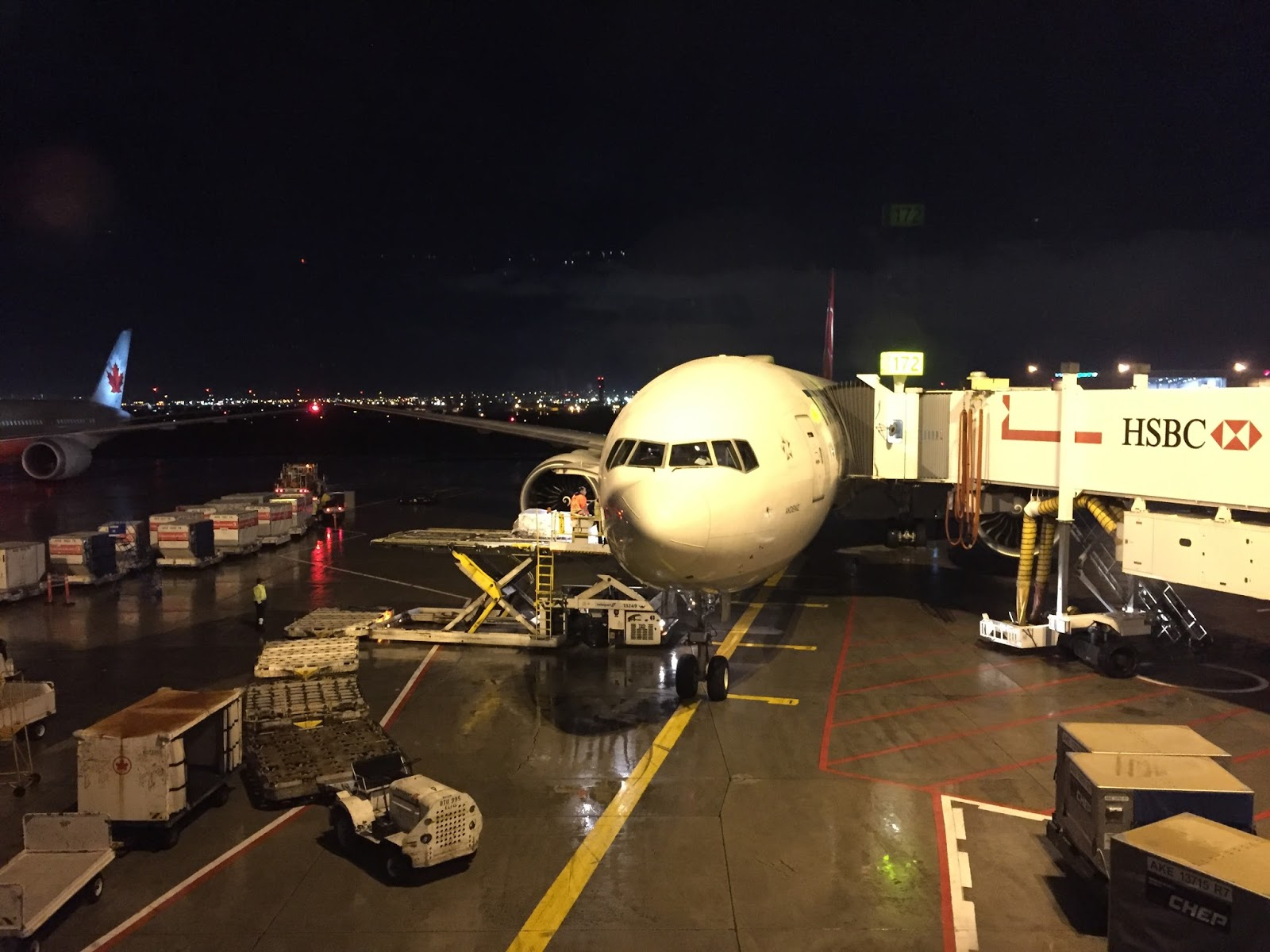 Flight Review Turkish Airlines Business Class B777 300er Toronto To Istanbul