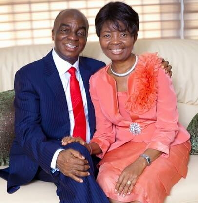 bishop david oyedepo wife