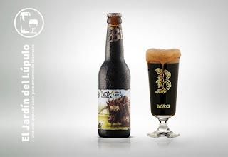Bevog Baja, una cerveza estilo Oatmeal Stout