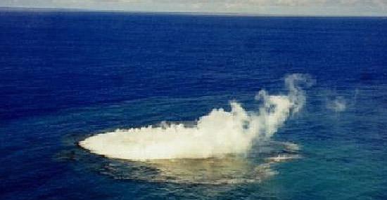 Vulcões submarinos