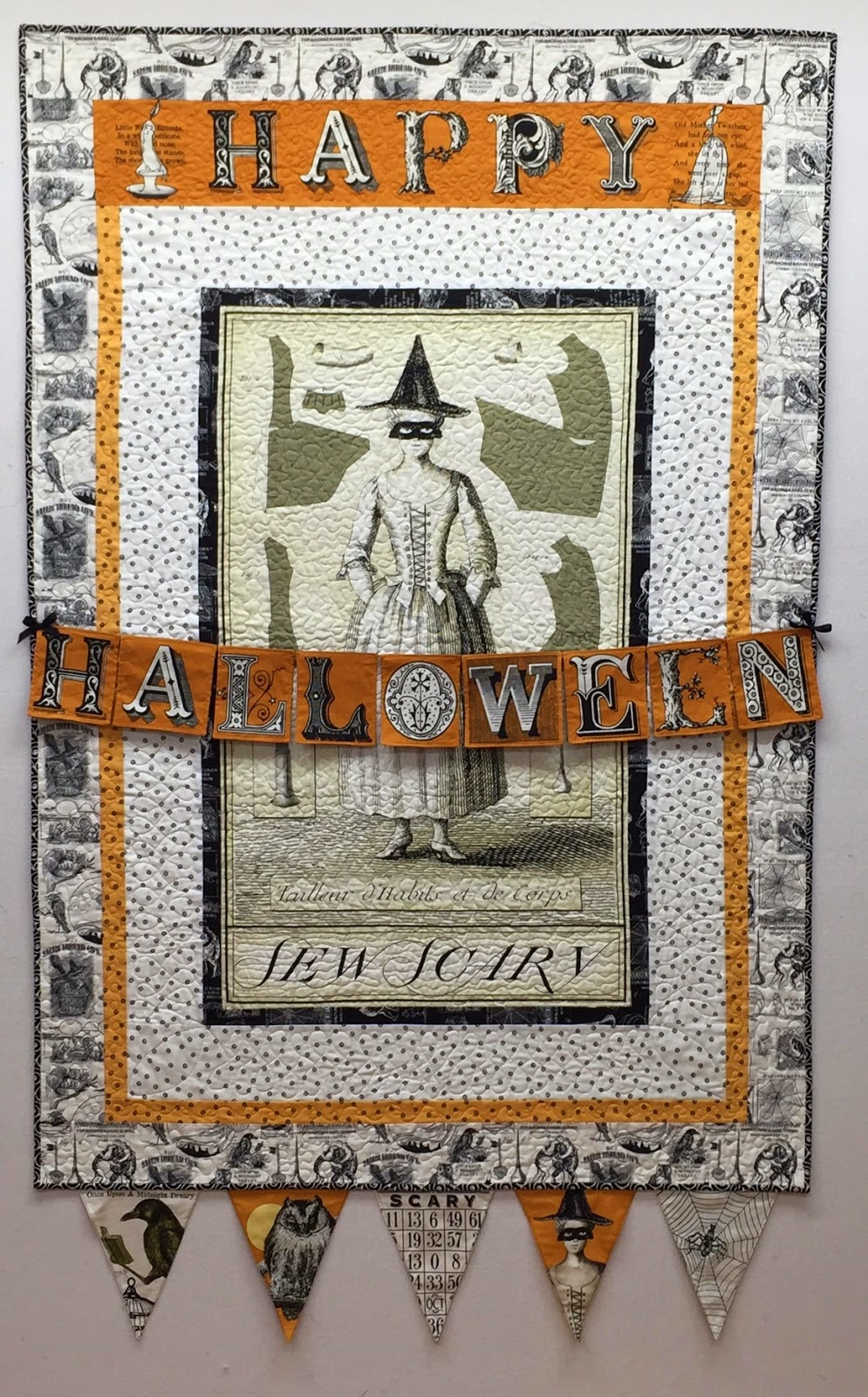 Main Street Quilt Company Sew Scary