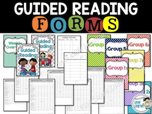 Guided Reading means working closely with a small group of children who have similar abilities and goals. Here's how to set up Guided Reading groups!